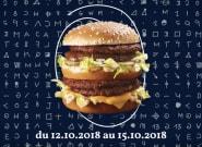 McDonald's ressort son Mega Mac, comme après France