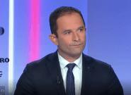 Benoît Hamon se moque de Christophe Castaner, ministre de l'Intérieur pour