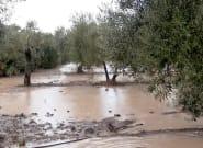 Las lluvias se trasladan a Canarias y los avisos se reducirán a La Palma y A