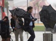 Las peores lluvias desde 2008 cortan carreteras y cierran escuelas y