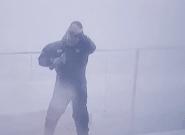 Ouragan Michael: Ce journaliste météo a failli se faire empaler en direct par des