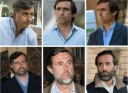 Condenados los seis hermanos Ruiz-Mateos Rivero a 2 años y medio de prisión por una estafa con hoteles de Mallorca y Gran