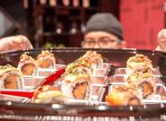 Dans ce restaurant de sushis, on paye... en abonnés