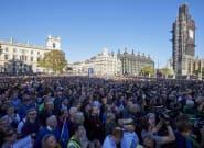 Miles de personas piden en Londres otro referéndum sobre el