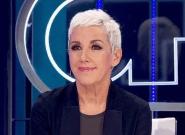 La cara de póker de Ana Torroja tras la polémica con