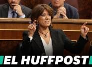 Comparecencia de Dolores Delgado en el Congreso por las grabaciones de