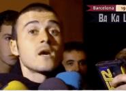 La gran bronca entre Luis Enrique y Josep Pedrerol ('El Chiringuito'), viral 20 años