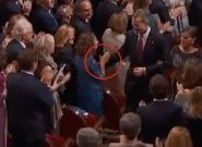 El sutil gesto de Felipe VI a su suegra justo al terminar los Princesa de
