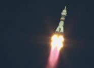 Les images de la défaillance de la fusée