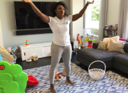 Serena Williams Wondering Where Her Living Room Went On Instagram Is Every