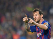 La espeluznante lesión de Messi que podría dejarle sin 'clásico' ante el