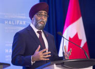 Harjit Sajjan 'Heartened' By Tory MPs Denouncing 'Affirmative Action' Facebook Post From B.C.