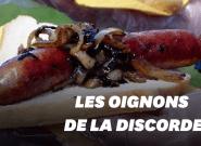 En Australie, la place des oignons dans le Hot-Dog