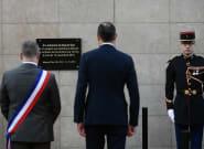 Attentats du 13 novembre: les images de l'hommage aux