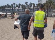 Tres detenidos por vender mojitos con restos fecales en las playas de