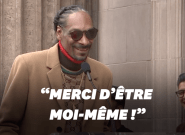 Snoop Dogg félicite Snoop Dogg pour son étoile à