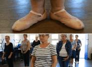 Ces femmes âgées réalisent leur rêve d'enfance et c'est bon pour leur