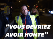À Paris, ces gilets jaunes n'ont pas eu le temps d'aller bien