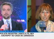 La tremenda pillada en directo a Carlos Franganillo ('Telediario de TVE') que le dejó con esta