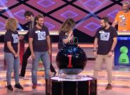 Juanra Bonet afea el polémico gesto de una concursante de 'Boom' en una