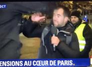 Pendant la mobilisation des gilets jaunes, un journaliste de BFMTV agressé en