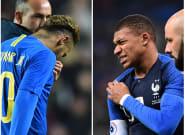 Élongation pour Neymar et contusion pour Mbappé annonce le