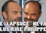 Édouard Philippe a (encore) commis ce lapsus gênant mais ça ne le fait plus