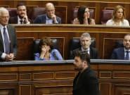La Mesa del Congreso analizará en su próxima reunión la polémica del escupitajo de ERC a