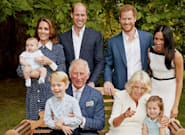 New Royal Family Portrait Released To Mark Prince Charles' 70th