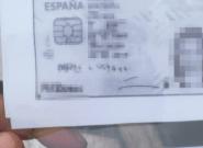 La Policía de Zaragoza aplaude la nota que encontraron dos agentes al atender a una
