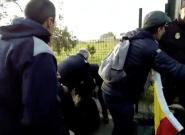 Denuncian al director de la cárcel de Huelva por golpear y arrastrar por el suelo a un funcionario que secundó la