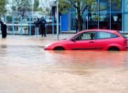 El temporal desborda ríos y obliga a evacuar viviendas en Girona y