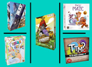 Black Friday 2018: 5 jeux de société pour s'amuser dès la première