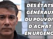 J'appelle au dialogue avec les Français en colère et demande des Etats Généraux sur le pouvoir