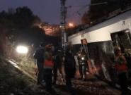 Un muerto y seis heridos al descarrilar un tren en Vacarisses