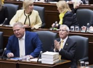 Doug Ford Cuts Billions In Spending, But Only Shaves Deficit By