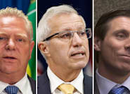 Ontario Minister Vic Fedeli Denies Sexual Misconduct Claims In Patrick Brown's