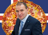 Iceland's President Gudni Jóhannesson Regrets The Whole Pineapple-On-Pizza