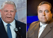 Doug Ford Touts Curriculum Changes Alongside Charles McVety, Anti-LGBTQ Christian