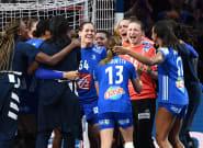 Euro de handball féminin 2018: les Françaises championnes pour la première fois en battant les