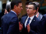 Sánchez conversa con su homólogo esloveno tras la polémica por