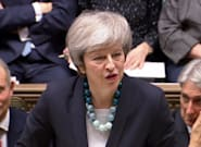 Theresa May annonce le report du vote sur l'accord de