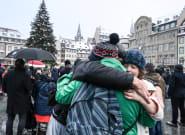 Attentat de Strasbourg: revivez l'hommage rendu aux