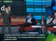 El comentario de Iñaki López sobre Francisco Marhuenda que ha provocado una carcajada general en 'LaSexta