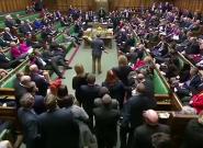 Brexit: ce député s'empare d'un symbole royal et provoque