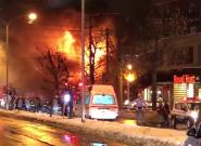 Au Japon, l'explosion d'un restaurant fait 42