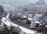 El tiempo: las temperaturas se desploman y llega la nieve a cotas