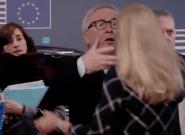 Críticas a Juncker por lo que le hizo a esta mujer a su llegada a la Comisión