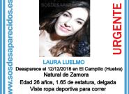 Sin noticias de Laura Luelmo, la joven de 26 años desaparecida en El Campillo (Huelva) desde el