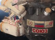 2 astronautes sont allés ausculter la mystérieuse fuite de